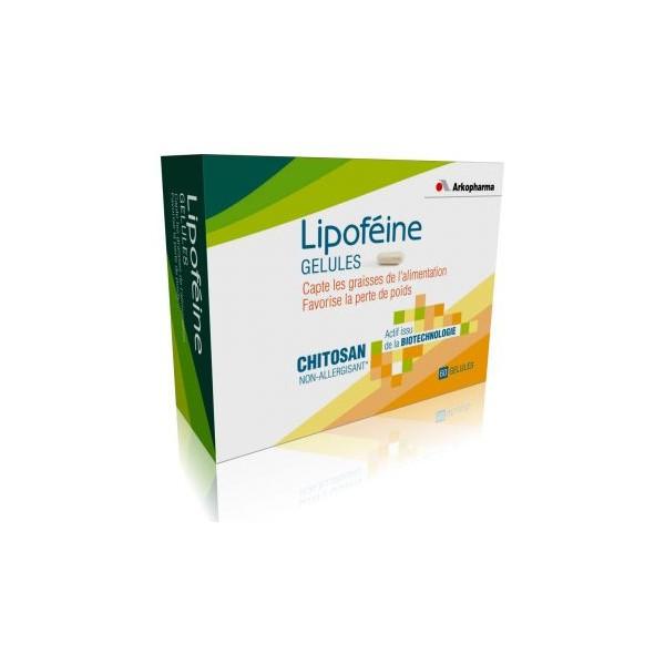 Lipoféine gélules   Produit minceur