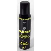 Akileïne Spray 3 en 1 Noir.
