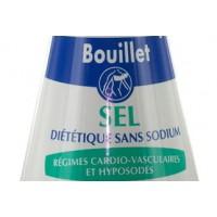 Sel diététique Bouillet.Flacon 240 g