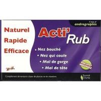 ActiRub sachets