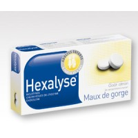 Hexalyse Cpr à sucer.