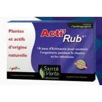 ActiRub comprimés