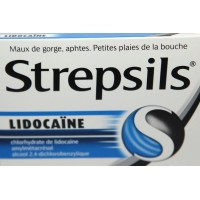 STREPSILS LIDOCAÏNE Pastilles