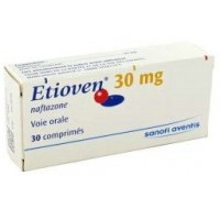Etioven 30 mg.