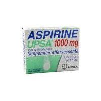 Aspirine UPSA 1000 mg Effervescente