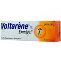 Voltarène Emulgel 1% Tube de 50 gr