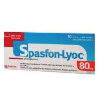 Spasfon-Lyoc 80 mg