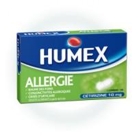 Humex Allergie Cetirizine