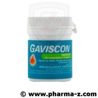 Gaviscon Comprimés à croquer Menthe