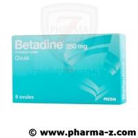 Betadine 250 mg Ovules
