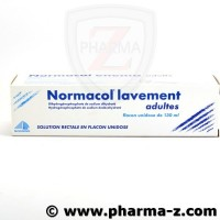 NORMACOL LAVEMENT Adulte