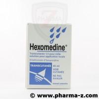 Hexomedine transcutanée 45ml