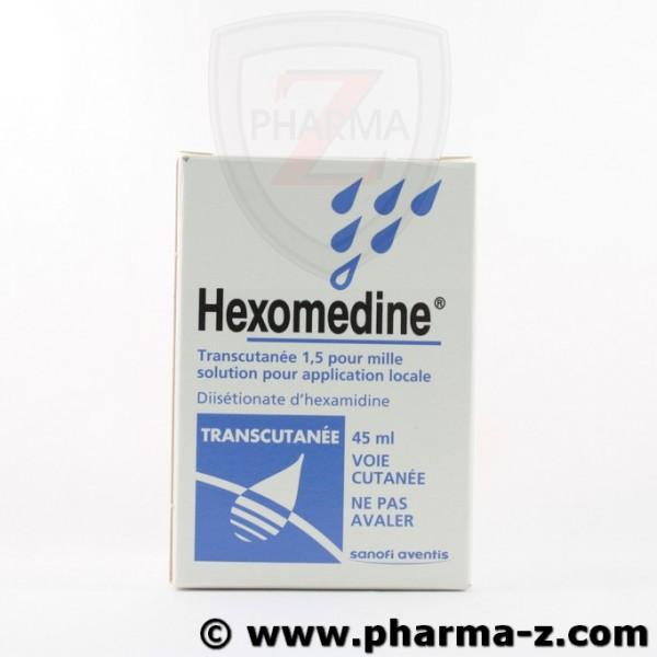 antiseptique hexomedine