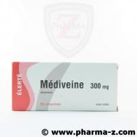 Médiveine 300 mg Bte de 60