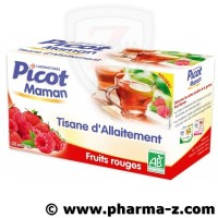 Tisane d'Allaitement Fruits rouges PICOT MAMAN