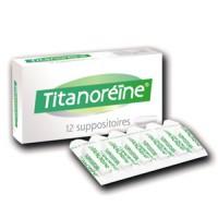Titanoreine Suppositoires