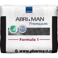 Abri Man Formula 1