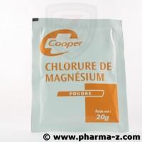 Chlorure de Magnésium.