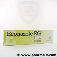 Econazole 1% EG Crème