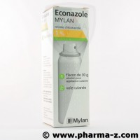 Econazole Mylan 1% Solution