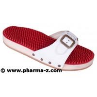 Sandales à Picots sans talon