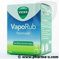Vicks vaporub pot 100g