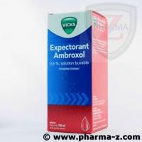 Vicks expectorant Ambroxol 0.6%
