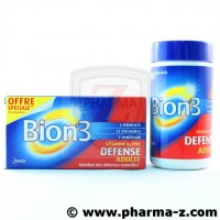 Bion 3 Adultes 90 Comprimès