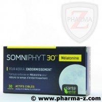 Somniphyt 30 Mélatonine GM