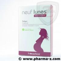 Neuf Lunes femme enceinte Fatigue