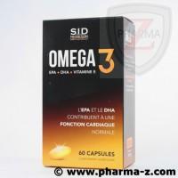 SIDN Omega 3
