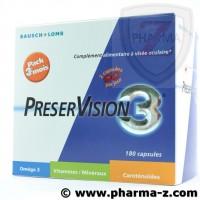 PreserVision 3 boîte de 180