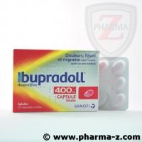 Ibupradoll 400 mg capsules molles
