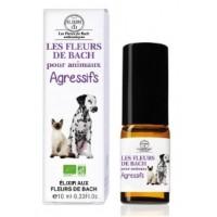 Elixir Animaux Agressifs aux Fleurs de Bach spray 10mL Elixirs&CO