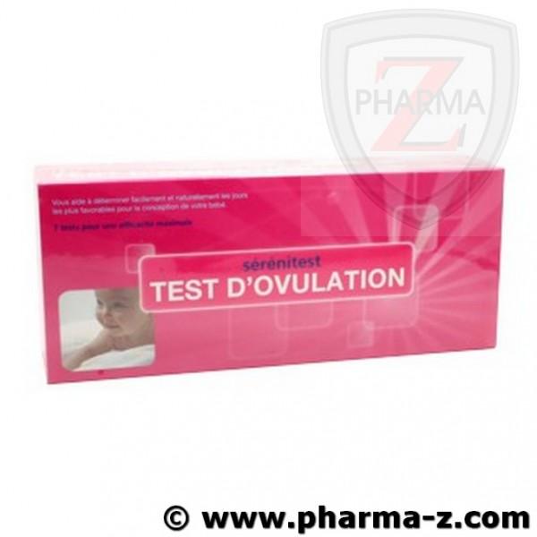 s r nitest test d 39 ovulation pharma z la boutique. Black Bedroom Furniture Sets. Home Design Ideas