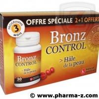 Bronz control programme de 3 mois