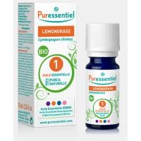 Huile Essentielle Lemongrass BIO 10mL Puressentiel