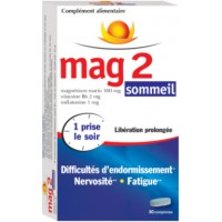 Mag 2 sommeil