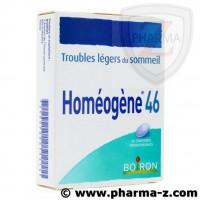 Homéogène 46, 60 comprimés