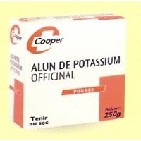 Alun de Potassium