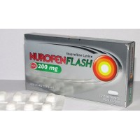 NurofenFlash 200 mg.