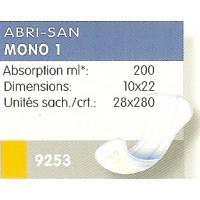 Abri-San Mono 1
