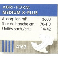 Abri-Form Médium X plus 4163 - 43063